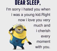 Minions are cute, Adorable and Funny ! Just like Minions, There memes are also extremely hilarious . So here are some very funny and cool minions memes, they will sure leave you laughing for a whi… Minion Humour, Funny Minion Memes, Minions Quotes, Jokes Quotes, New Quotes, Memes Humor, Hilarious Jokes, Funny Humor, Minion Love Quotes