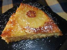Torta rovesciata all'ananas caramellato