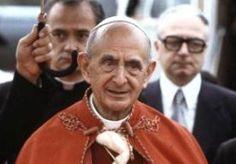 """19-Oct-2014 14:29 - PAUS PAULUS VI ZALIG VERKLAARD. Paus Franciscus heeft in Vaticaanstad paus Paulus VI zalig verklaard. Daarmee is de bisschoppensynode geëindigd. Volgens de huidige paus had Paulus VI een """"profetische genialiteit"""" en is het terecht dat hij zalig is verklaard. De toenmalige paus wees de gelovigen en vooral de bisschoppen op hun verantwoordelijkheden in een veranderende tijd. We moeten niet blind zijn voor de ontwikkelingen in de samenleving en de behoeften die..."""