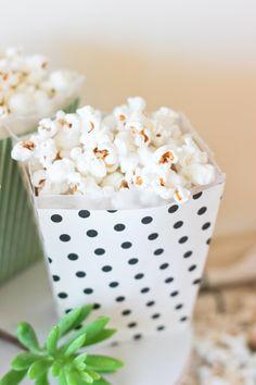 popcorn and a printable