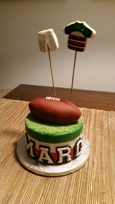 Rugby Cake!