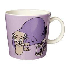 Moomin mug Hemulens, lila