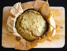 Paleo Kräuter-Brot