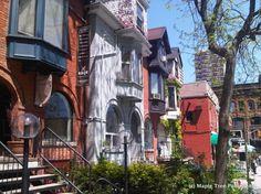 Toronto Neighbourhood Guide - Church-Yonge Corridor - Neighbourhoods