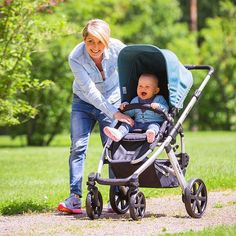 #abcdesign #thinkbaby #mother #mom #mommy #child #baby #love #motherlove #abcdesign_salsa4 #salsa4 #salsa #kinderwagen #buggy #stroller #pram #happy #laugh #smile #funny #instagood #photooftheday #amazing #nature #park #outside #green