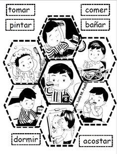 Genial y magnifico Lapbook del verbo   Material Educativo Spanish Phrases, Spanish Language, Language Arts, Spanish Classroom, Teaching Spanish, Speech Language Pathology, Speech And Language, Bilingual Education, Class Activities