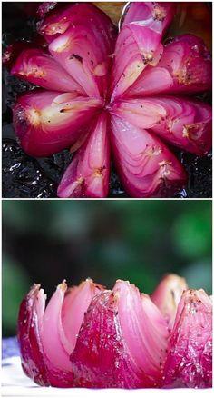 Easy Onion Lotus
