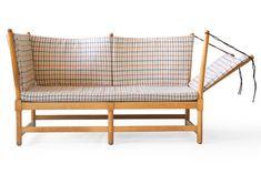 Spoke back sofa | Børge Mogensen