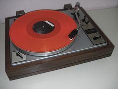 Turntable Nanaola CP-300 (Japan 70's)