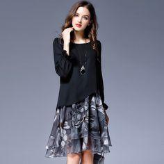Chiffon Print Draped Party Dress //Price: $32.97 & FREE Shipping //     #fashion #dealyshopping #instagood #picoftheday #moda #gooddeals #deals #bestdeals #shoppingonline #blackfriday