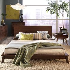 Catalina Bed Frame King  by Copeland Furniture