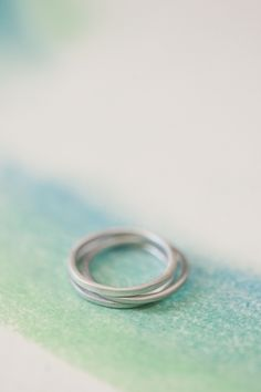 skinny stacking ring {sterling silver} | Lisa Leonard Designs