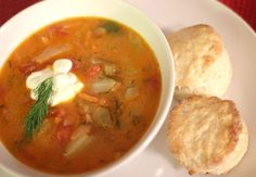 A recipe for authentic Doukhobor Borscht Soup from Grand Forks, British Columbia, Canada.