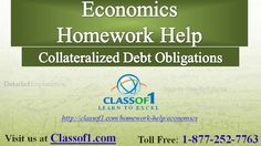 Collateralized Debt Obligations: Visit http://www.slideshare.net/Classof1HomeworkHelp/contribution-and-marginal-costing/ to read the article