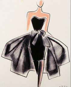 Fashion Illustrations should communicate emotion, concept and mood.