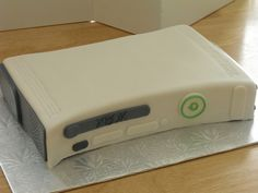 x-box cakes photos | xbox 360 cake xbox cake with the help of lots of xbox photos and photo ...