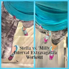 Running on the Fly: Stella vs. 'Milly Interval Extravaganza Workout