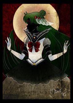 .eternal princess sailor pluto by mimiclothing.deviantart.com on @DeviantArt