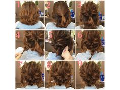Wedding Guest Hairstyles, Party Hairstyles, Pageant Hair, Prom Hair, Hair Styles 2016, Short Hair Styles, Wedding Hair And Makeup, Hair Makeup, Lazy Girl Hairstyles