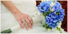 Royal-blue-sapphire-chic-stylish-wedding-bouquet-blue-hydrangea-cream-stylish-ribbon-tied-cream-flowers-wedding-bridal-bride-bouquet.jpg (680×350)