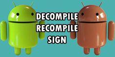 Cara Decompile dan Recompile APK dengan Apktool – Bagi kamu pengguna Android tingkat lanjut atau pengguna yang suka oprek Android, pasti sudah mengenal dengan yang namanya Decompile atau Recompile. Namun bagi kamu yang belum kenal, yuk kenalan dulu. Decompile adalah suatu proses untuk membongkar sebuah aplikasi sehingga kita mengubah dan memodifikasi jeroan dari aplikasi tersebut. Sedangkan Recompile adalah pembentukan kembali aplikasi Android yang sudah kita Decompile sebelumnya.