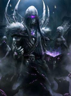 Warlock by AbelVera.deviantart.com on @DeviantArt