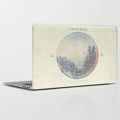 Fernweh Vol 2 Laptop & iPad Skin
