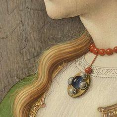 Maria Magdalena, Carlo Crivelli, ca. 1480 - jewels-Collected Works of amy jo - All Rijksstudios - Rijksstudio - Rijksmuseum
