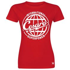 Cesaro Section - T-Shirt - WWE