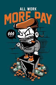 Robber by thinkd on deviantart graffiti designs, graphic design illustration, digital illustration Arte Hip Hop, Hip Hop Art, Mascot Design, Badge Design, Cartoon Design, Cartoon Art, Character Illustration, Digital Illustration, Graffiti Designs