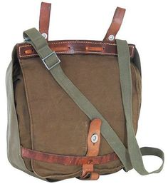 **Swiss Army Bread Bag Used Military Surplus DRAT IT'S NOT AVAILABLE.  ULTIMATE MANBAG.
