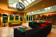 Simple and tranquil versatility with a garden room