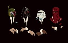 always love star wars art mashups.