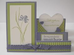 Mother's Day Side-step by gails - Cards and Paper Crafts at Splitcoaststampers