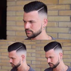 Hairstyles spiky 35 Best Haircuts and Hairstyles For Balding Men Guide) Balding Haircuts - High Skin Fade with Spiky Come Over de cabelo de cabelo High Skin Fade, Cool Haircuts, Haircuts For Men, Short Haircuts, Teen Boy Haircuts, Bald Haircut, Haircut Men, Hair And Beard Styles, Long Hair Styles