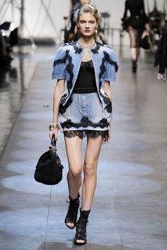 Dolce & Gabbana S/S10