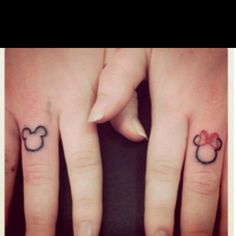 so cute. maybe couples tattoo?