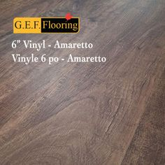 G.E.F. Collection® – Luxury Floating Looselay Vinyl Plank