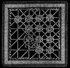 FIG. 754. THIRTY-FIFTH LACE STITCH.