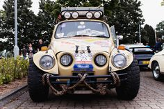 https://flic.kr/p/8mxMCk | VW Baja (known as Pedro) | Taken at the Pistonheads Sunday Service in July 2010 at BMW UK.