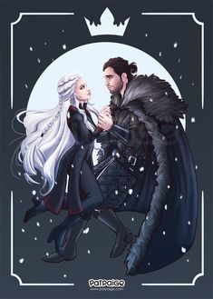 ArtStation - A Song of Ice and Fire, Patricia Ariza (PatPaige)
