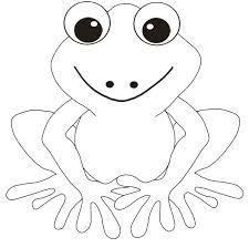 Afbeeldingsresultaat voor frog template
