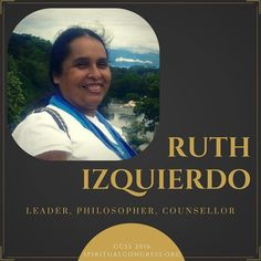 Meet Ruth a philosopher from North University at Valledupar. She grew up with her Arhuaco Family and she holds their wisdom and culture. @ #GCSS2016 Pyramid Valley International http://ift.tt/1T5TFy3 #SpiritualCongress #spiritualawakening #spiritualgrowth #spiritualhealing #spiritualjourney #philosopher #colombia #Ruth