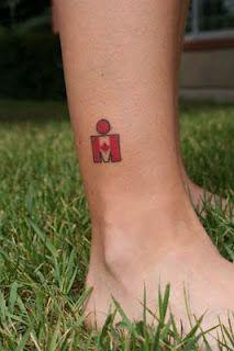 ironman canada tattoo