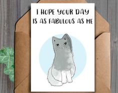 Wishing you a dam good birthday A funny printable birthday card featuring a cute little beaver (dam get it..heh). A perfect card for the pun lover in your life!  This listing is for an DIGITAL DOWNLOAD of the above card. (No physical item will be shipped to you)  ★ WHAT YOU WILL RECEIVE: ★ You will receive the following two files (one JPEG and one PDF):  -One high resolution (300 dpi) 8.5x11 inch JPEG file that cuts to 10x7 inches and 5x7 inches when folded (fits into an A7 envelope)  -One…