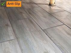 Kilimanjaro Wilderness Ash 280 X 710 mm Anti-Slip Finish Ceramic Floor Tile Ceramic Floor Tiles, Bathroom Floor Tiles, Porcelain Tile, Wall Tiles, Tile Floor, Tile Panels, Outdoor Tiles, Wood Look Tile, Style Tile