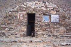 refugio en Sierra Nevada