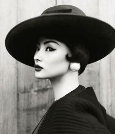 Miao Bin Si for 'Harper's Bazaar' China