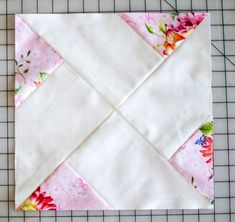 the Whirlwind Quilt Block {tutorial} Classic Blocks: Fresh Fabric. the Whirlwind Quilt Block {tutorial}Classic Blocks: Fresh Fabric. the Whirlwind Quilt Block {tutorial} Quilt Square Patterns, Jelly Roll Quilt Patterns, Quilt Block Patterns, Pattern Blocks, Quilting Projects, Quilting Designs, Quilting Tips, Sewing Patterns Free, Free Sewing