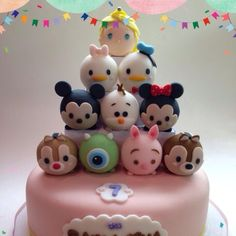love this cake too cute